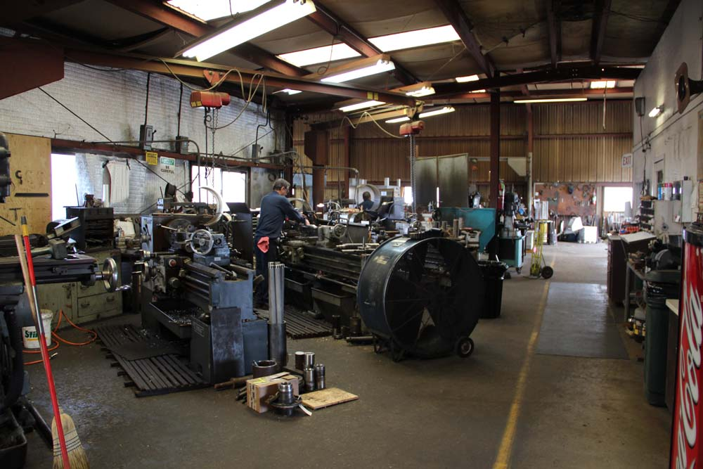 brammer machine shop